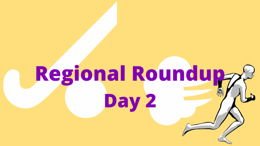 Regionals Roundup- Day 2