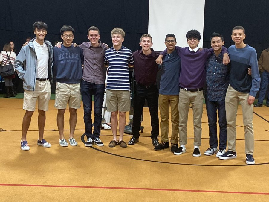 Cross Country End of the Year Banquet
