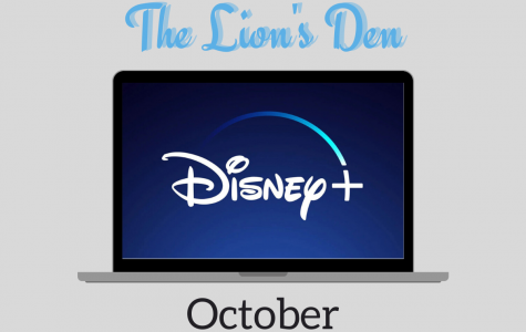 November – The Arrival of Disney+