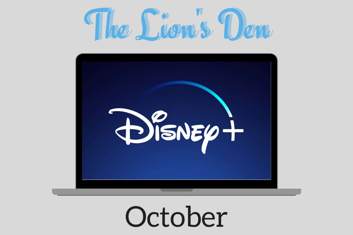 This November we discuss the newest streaming giant- Disney+