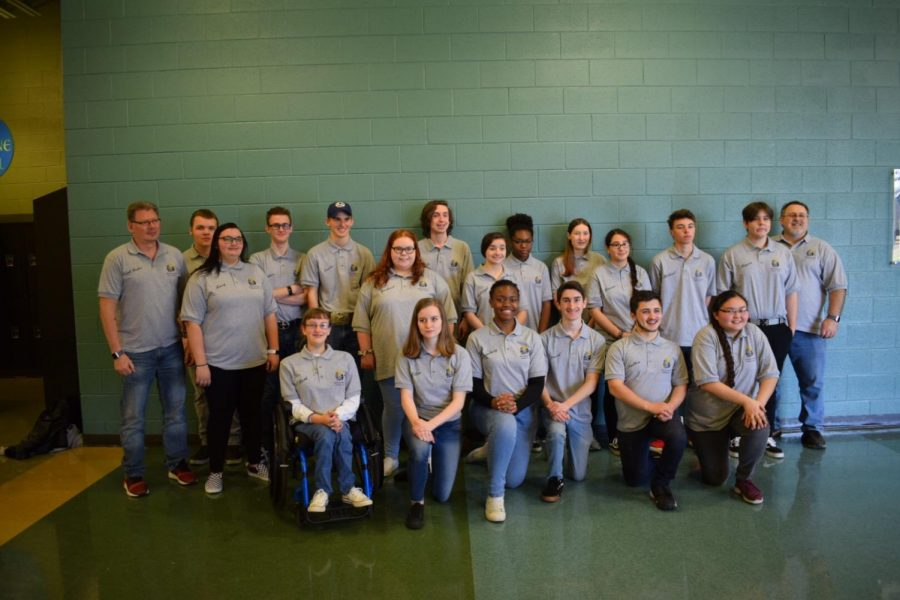 Archery Team Aims for States with a Win at the Regional Tournament