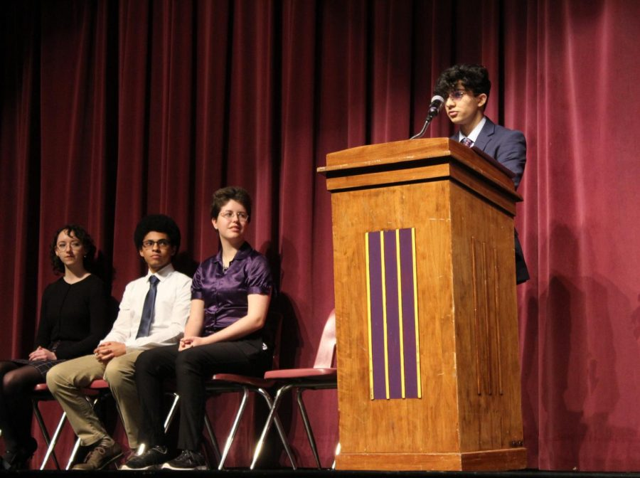 Senior Karan Singh speaks on the importance of curiosity, and how the capacity for wonder has advanced the human species.