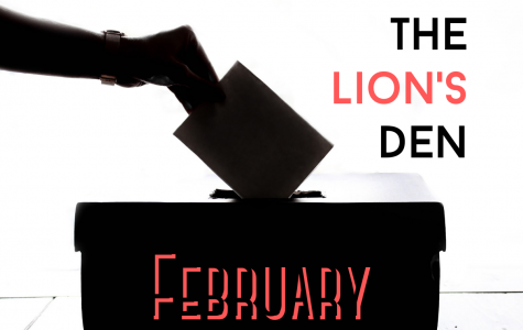 This month, the staff of the Lion's Roar is discussing the primary season.