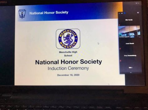 A slideshow containing pre-recorded videos of speeches, as well as the names of all of the inductees was presented during the ceremony