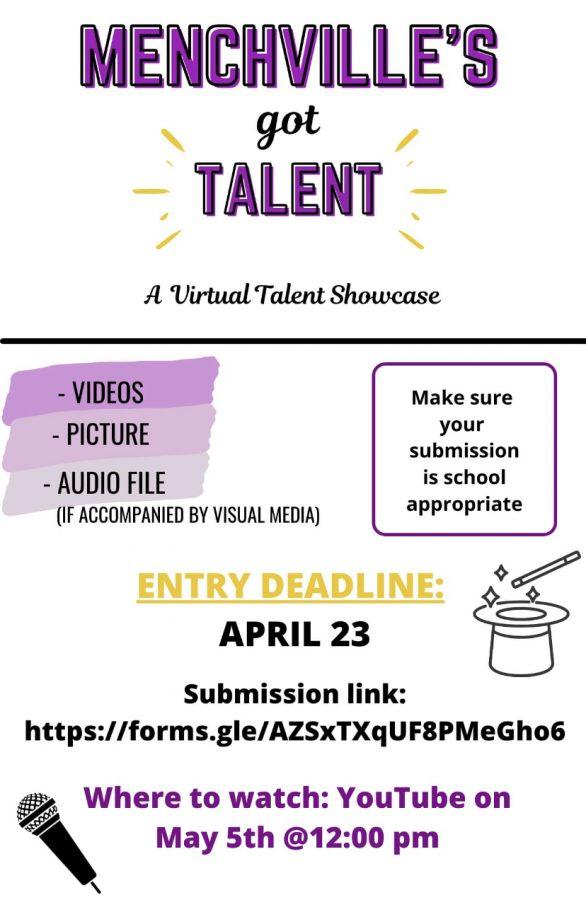 Menchville's Got Talent 2021